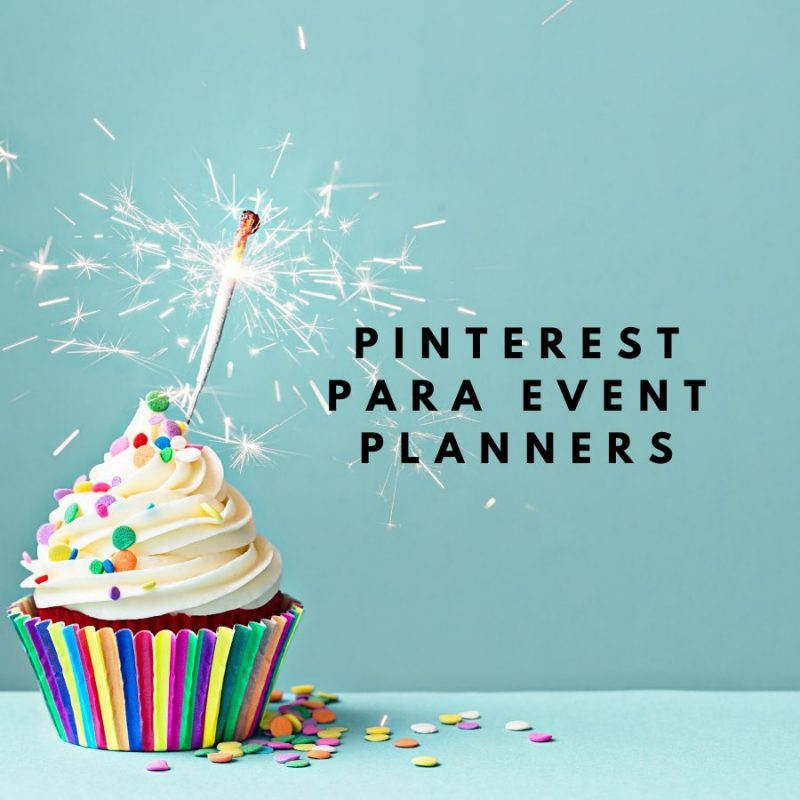 Pinterest para event planners